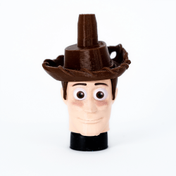 Boquilla 3D: Toy Story